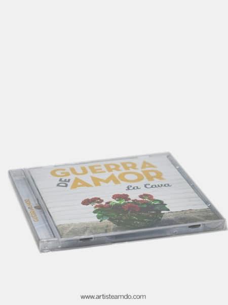 """CD - La Cava """"Guerra de amor"""""""