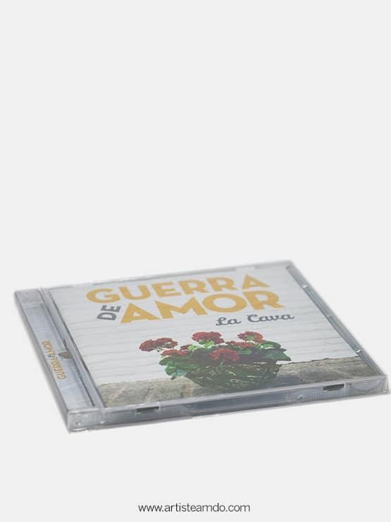 Guerra de amor La cava cd comprar