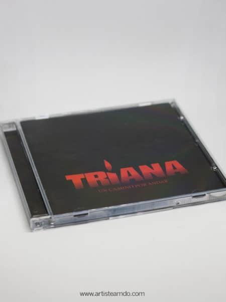 CD -TRIANA - Un camino por andar